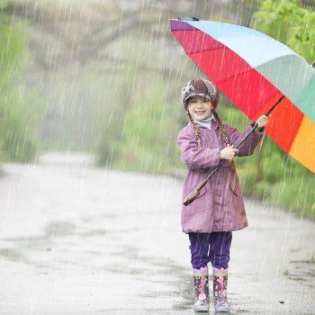 آموزش طراحی باران در فتوشاپ